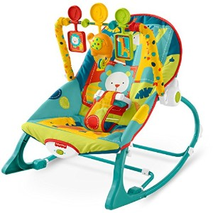Fisher-Price Infant-To-Toddler Rocker バウンサー 【並行輸入品】