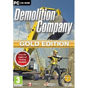 Demolition Company Gold Edition (PC DVD) (輸入版)