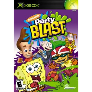 Nickelodeon Party Blast / Game