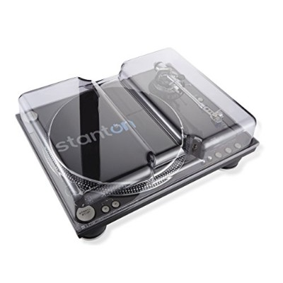 DECKSAVER デッキセーバー ダストカバー dust cover DS-PC-STR8ST150 【 STANTON ST150 / STR8.150 】 ( DSPCSTR8ST150 )