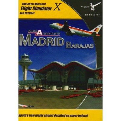 Mega Airport Madrid (PC) (輸入版)