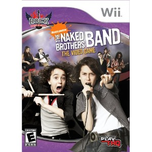 Naked Brothers Band the Video Game