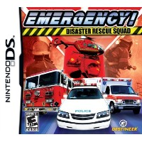 Emergency! Disaster Rescue Squad (輸入版)