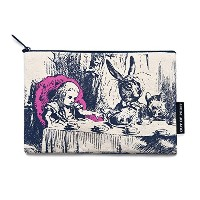 【Out of Print】 Lewis Carroll / Alice's Adventures in Wonderland Pouch