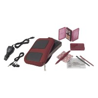 DSi XL Starter Kit - Wine (輸入版)
