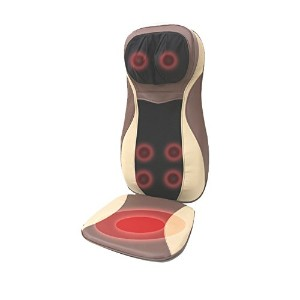 HappyRoom Hue Plus Chair Type Rolling Relax Massage HPC-11600 220V Shiatsu Acupressure Massager &...