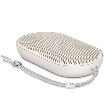 B&O Play ワイヤレススピーカー Beoplay P2 Bluetooth 360度サラウンドサウンド ハンズフリー通話 サンドストーン(Sand Stone) Beoplay P2 Sand...