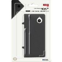 DSi Silicone Protector & Adjustable Stylus Set - Black (輸入版)