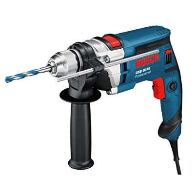 BOSCH(ボッシュ)  GSB 16 RE 1/2-inch Variable Speed Impact Drill 可変速度インパクトドリル  Kit - 220-Volt (海外直送品)