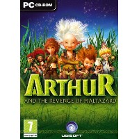 Arthur and the Revenge of Maltazard (PC) (輸入版)