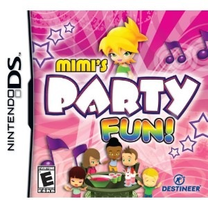 DS Mimi's Party Fun (輸入版)