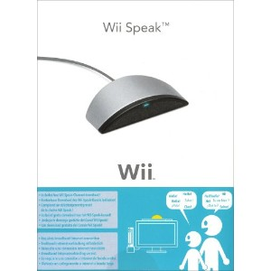 Official Wii Speak Microphone (輸入版)