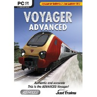 Voyager Advanced - Add-On for Railworks 3 (PC DVD) (輸入版)