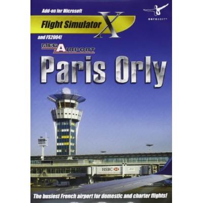 Mega Airport Paris Orly (PC) (輸入版)