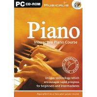 Musicalis Interactive Piano Course (PC CD) (輸入版)