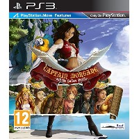 Captain Morgane and the Golden Turtle (PS3) (輸入版)
