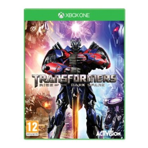 Transformers: Rise of the Dark Spark (Xbox One) (輸入版)