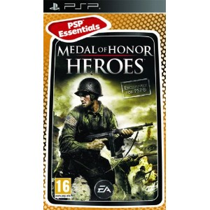Medal of Honor Heroes Essentials (PSP) (輸入版)