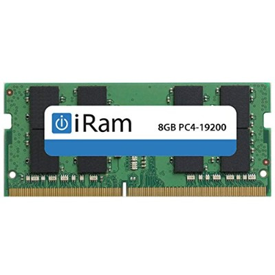 iRam Technology IR8GSO2400D4 iMac(2017 27インチ) 増設メモリ 8GB DDR4/2400 260pin SO-DIMM