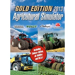 Agricultural Simulator 2013 Gold Edition (PC DVD) (輸入版)