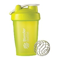 Blender Bottle(ブレンダーボトル) Blender Bottle Classic w/Loop GREEN/GREEN 20オンス(600ml) [並行輸入品]
