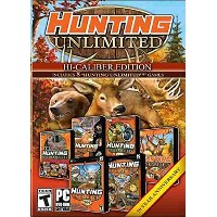 HUNTING UNLIMITED 1+2+3+4+2008-2011 8 Hunt Games