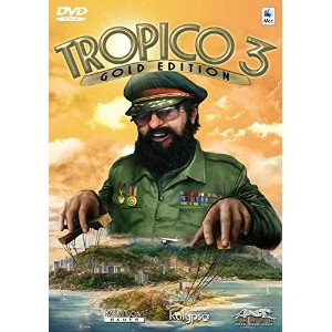 Tropico 3 - Gold Edition (Mac DVD) (輸入版)