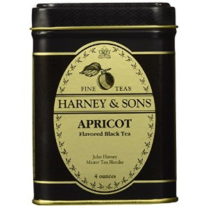 Apricot, Loose Tea in 4 ounce tin by Harney & Sons by Harney & Sons