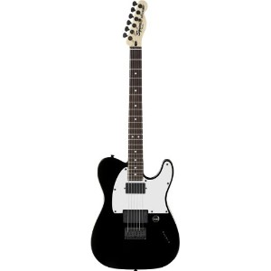 Squier by Fender スクワイア エレキギター Telecaster Jim Root, SlipKnot Signature Flat Black