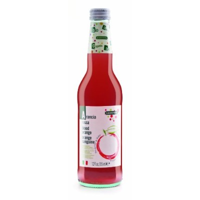 GALVANINA(ガルバニーナ) ORGANIC BLOODO ORANGE SODA 355ml