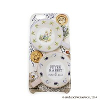 PETER RABBIT×CRYSTAL BALL 『Afternoon tea』/ iPhone Case/ FREE/ BEG