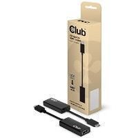 Club 3D USB 3.1 Type C to HDMI 2.0 4K 60Hz UHD / 4K ディスプレイ Active Adapter 変換アダプタ (CAC-1504)
