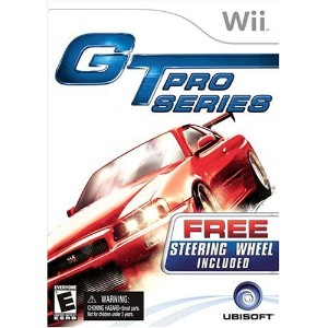 GT Pro Series (with wheel) - Nintendo Wii by Ubisoft [並行輸入品]