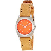 [ニクソン]NIXON SMALL TIME TELLER LE: BRIGHT CORAL/NATURAL NA5092055-00 レディース 【正規輸入品】
