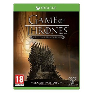 Game of Thrones - A Telltale Games Series: Season Pass Disc (Xbox One) (UK IMPORT) by Telltale...
