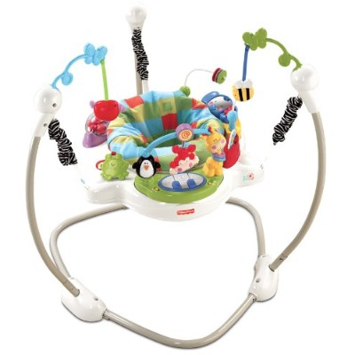 Fisher-Price Discover 'n Grow Jumperoo 並行輸入 フィッシャープライス ディスカバーグロージャンパルー