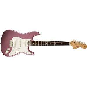 Squier by Fender / Affinity Stratocaster Burgundy Mist Rosewood スクワイア アフィニティ ストラトキャスター