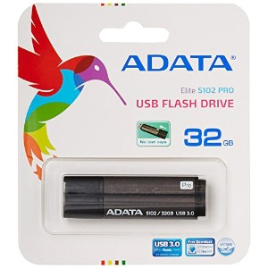 ADATA Technology DashDrive Elite S102 Pro USBフラッシュ32GB TG