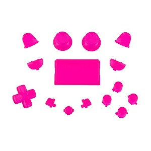 Sony PS4 Playstation 4 Full Button Set - Pink