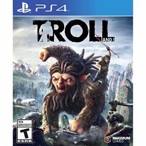 Troll and I PlayStation 4 トロールと私プレイステーション4北米英語版 [並行輸入品]