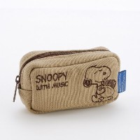 SNOOPY with Music ホルンマウスピースポーチ