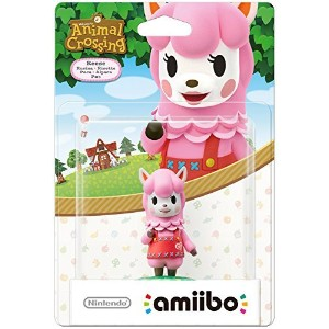 Reese amiibo - Animal Crossing Collection (Nintendo Wii U/3DS) (輸入版)