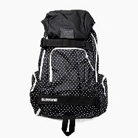 バートン(BURTON)JPN SHRED SCOUT PAC BLACK POLKA DOT  (103)bn12410102103