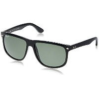 Ray Ban RB 4147 601/58 Black Unisex Polarized Sunglasses