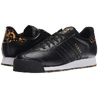 (アディダス) adidas 靴・シューズ Samoa - Tortoise Shell Black/Black/Gold Metallic US 9 (27cm) D