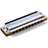 【ブルースハープ】HOHNER Marine Band DX 2005 [Key:E]