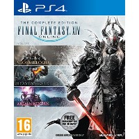 Final Fantasy XIV Online Complete Edition (PS4) - Imported UK.