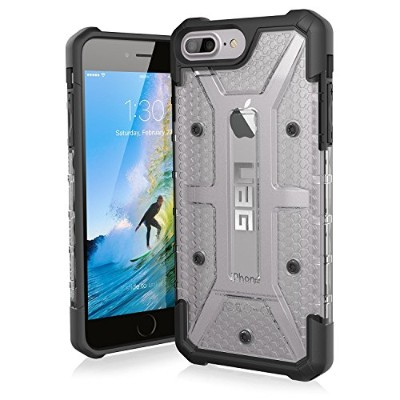 URBAN ARMOR GEAR 5.5インチ対応(iPhone8Plus/7Plus/6sPlus) Plasma Case アイス UAG-IPH7PLS-ICE【日本正規代理店品】