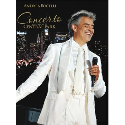 Andrea Bocelli: A Night in Central Park / アンドレア・ボチェッリ: ア・ナイト・イン・セントラル・パーク