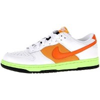 [ナイキ] NIKEレディーズ Women NI317813-181 Dunk Low -white 23.5CM (US 6.5)